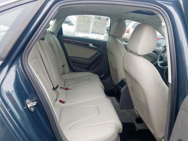 2011 AUDI A4 PREMIUM PLUS