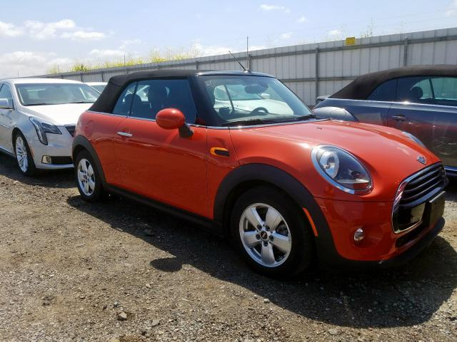 Mini Cooper salvage cars for sale: 2019 Mini Cooper
