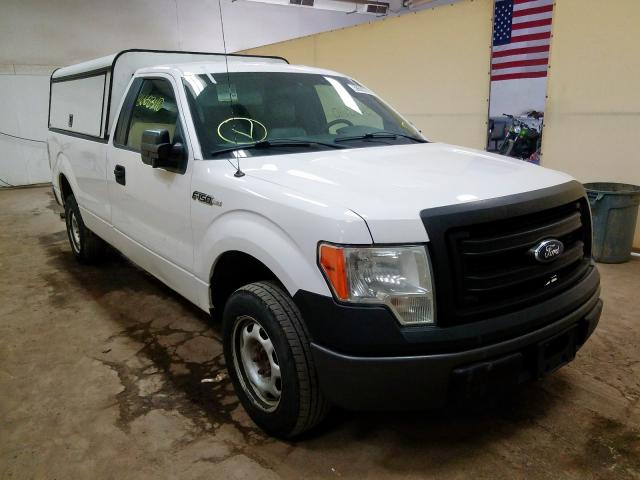 Ford F150 salvage cars for sale: 2014 Ford F150