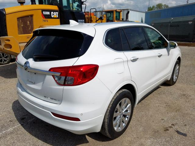 2017 Buick ENVISION | Vin: LRBFXBSA9HD240156