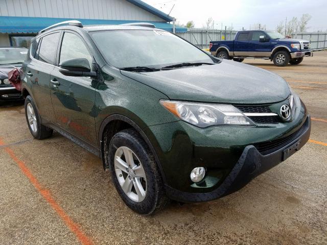 2013 Toyota Rav4 XLE for sale in Pekin, IL