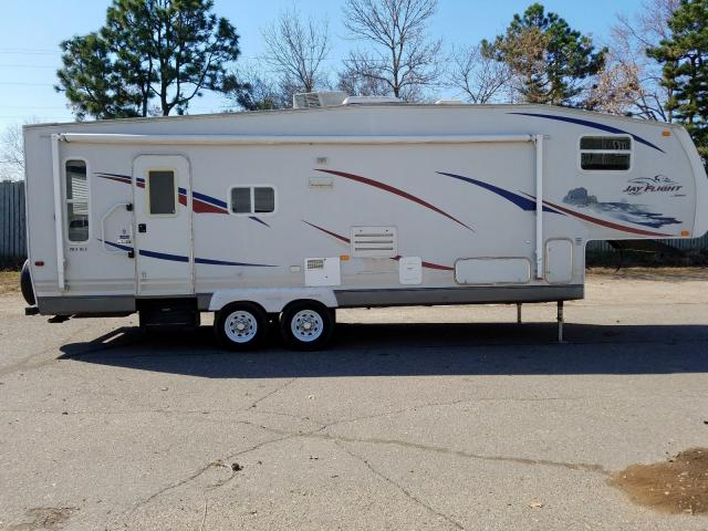 Jayco Jayflight salvage cars for sale: 2007 Jayco Jayflight