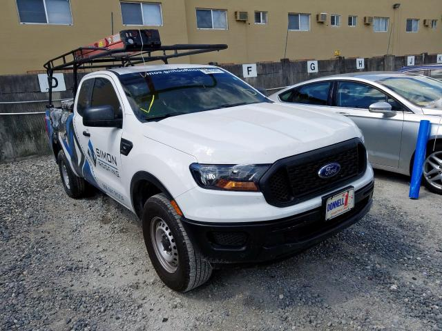 Salvage cars for sale from Copart Opa Locka, FL: 2019 Ford Ranger SUP