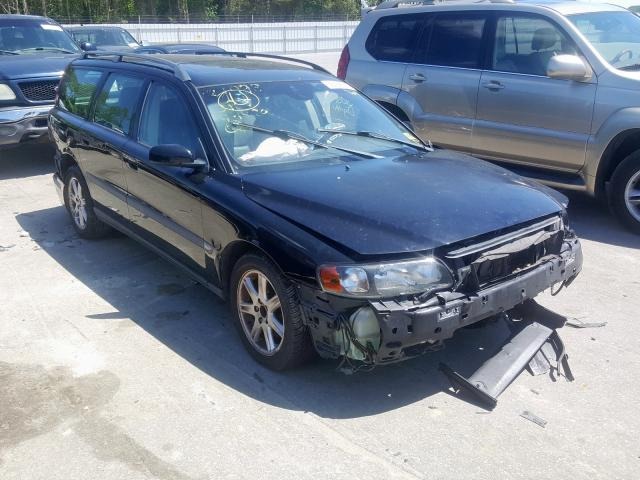 Volvo salvage cars for sale: 2004 Volvo V70 FWD