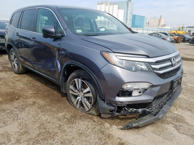 2016 Honda Pilot EXL for sale in Chicago Heights, IL