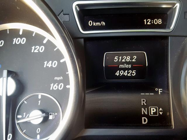 2015 Mercedes-Benz ML | Vin: 4JGDA5HB4FA446006