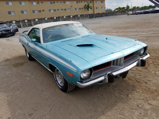 1974 Plymouth Barracuda en venta en Opa Locka, FL