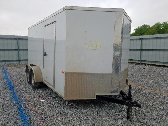 Utility Trailer salvage cars for sale: 2019 Utility Trailer