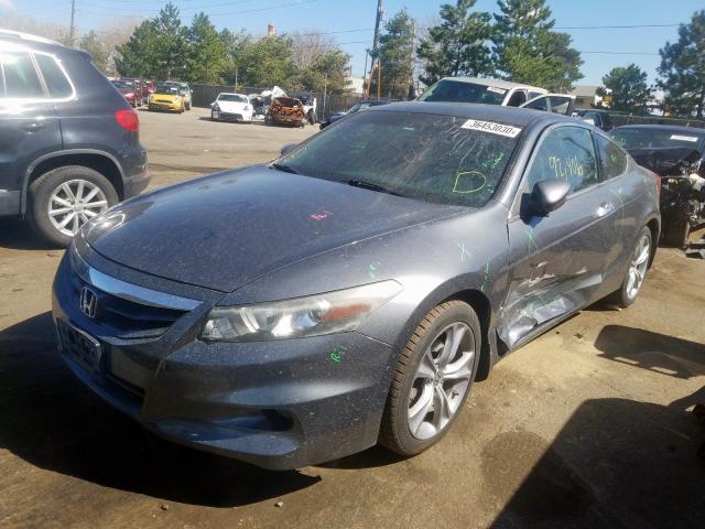 из сша 2012 Honda Accord Exl 3.5L 1HGCS2B82CA000894
