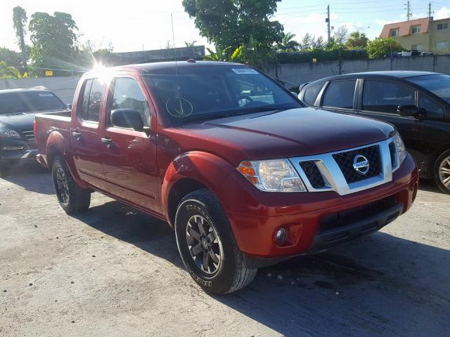 2014 Nissan Frontier S for sale in Opa Locka, FL
