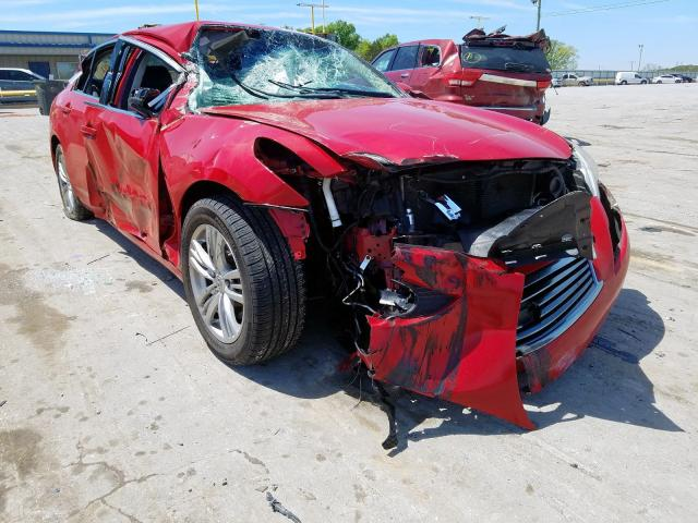 Infiniti G37 Base salvage cars for sale: 2011 Infiniti G37 Base