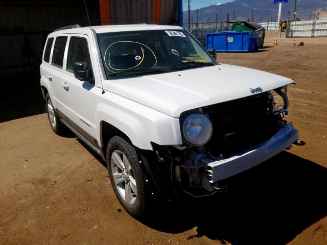 Jeep salvage cars for sale: 2013 Jeep Patriot SP