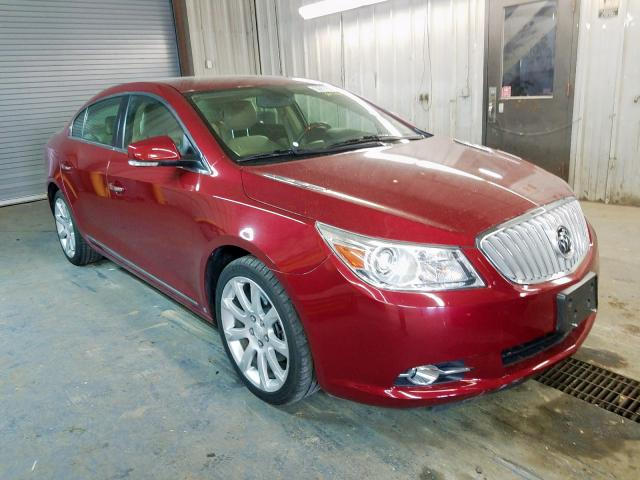 Salvage 2010 Buick ALLURE LAC for sale