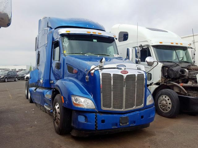 Salvage cars for sale from Copart Pasco, WA: 2018 Peterbilt 579