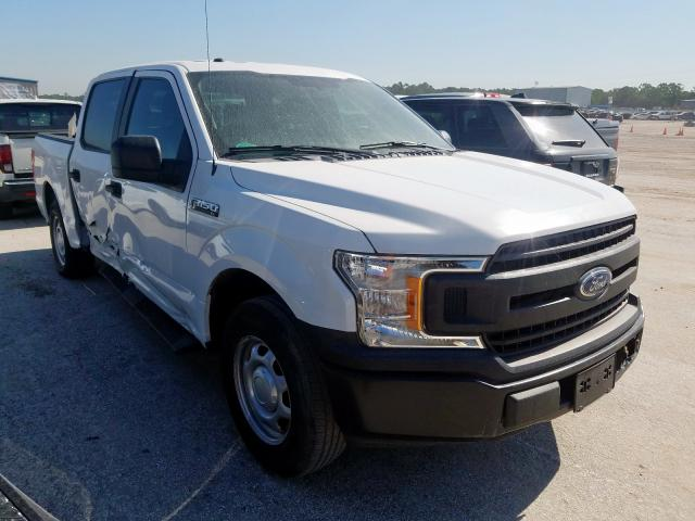 2018 Ford F150 | Vin: 1FTEW1CP3JFB97120
