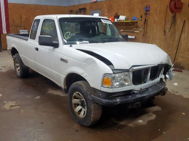 Salvage cars for sale from Copart Kincheloe, MI: 2011 Ford Ranger SUP