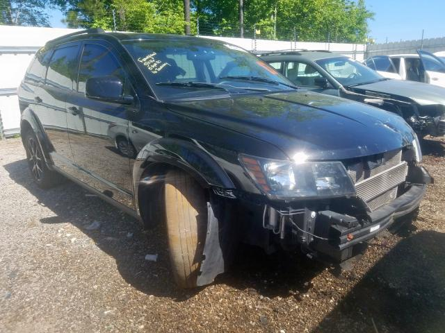 Salvage 2016 DODGE JOURNEY - Small image. Lot 36346420