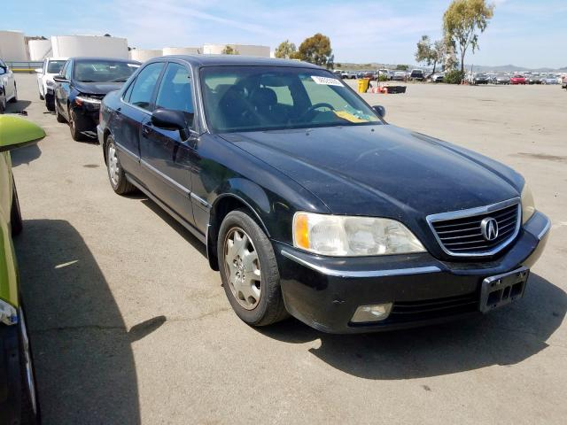 Salvage cars for sale from Copart Martinez, CA: 2004 Acura 3.5RL