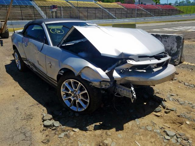 Salvage cars for sale from Copart Concord, NC: 2010 Ford Mustang
