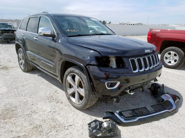 Salvage cars for sale from Copart Greenwood, NE: 2015 Jeep Grand Cherokee