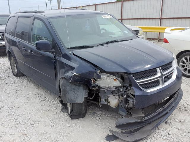 Salvage cars for sale from Copart Haslet, TX: 2015 Dodge Grand Caravan