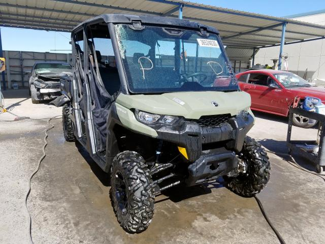 CAN-AM DEFENDER M