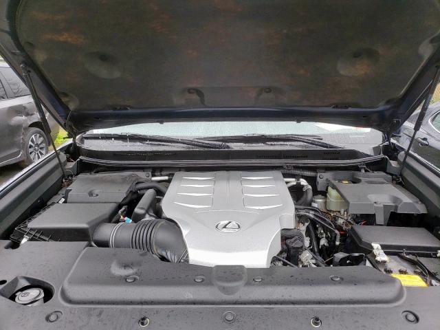 2018 Lexus GX | Vin: JTJBM7FX2J5195725