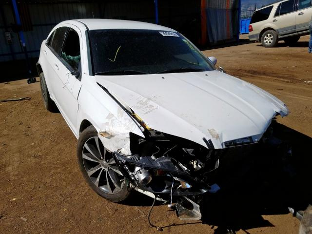 Vehiculos salvage en venta de Copart Colorado Springs, CO: 2013 Chrysler 200 Touring