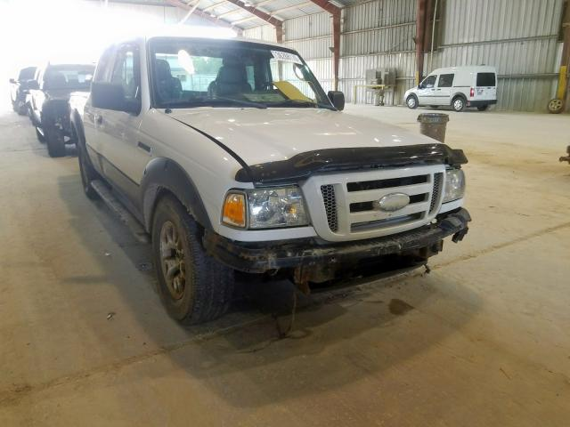 Salvage cars for sale from Copart Greenwell Springs, LA: 2008 Ford Ranger SUP