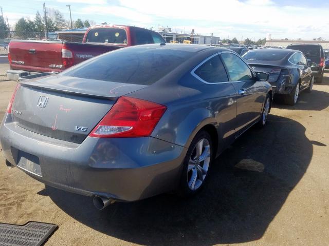 цена в сша 2012 Honda Accord Exl 3.5L 1HGCS2B82CA000894