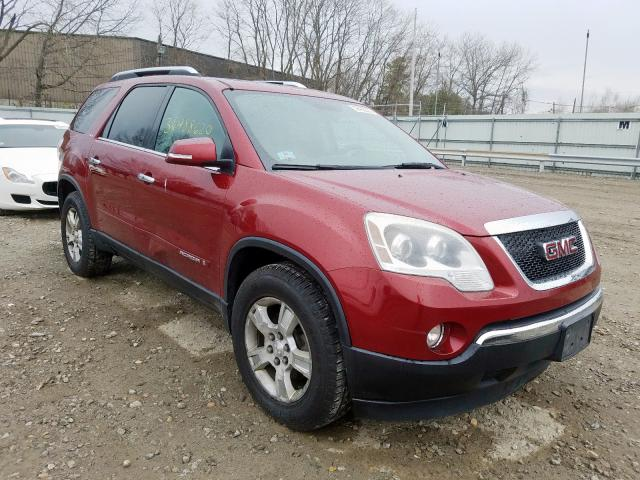 2008 gmc acadia slt 1 for sale ma north boston wed may 27 2020 salvage cars copart usa copart