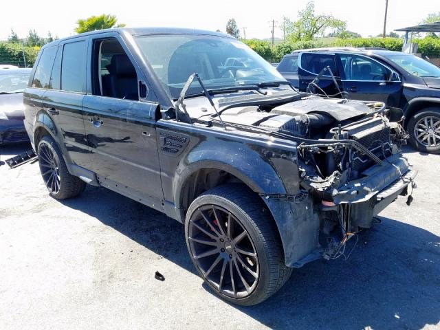 Land Rover Range Rover salvage cars for sale: 2012 Land Rover Range Rover