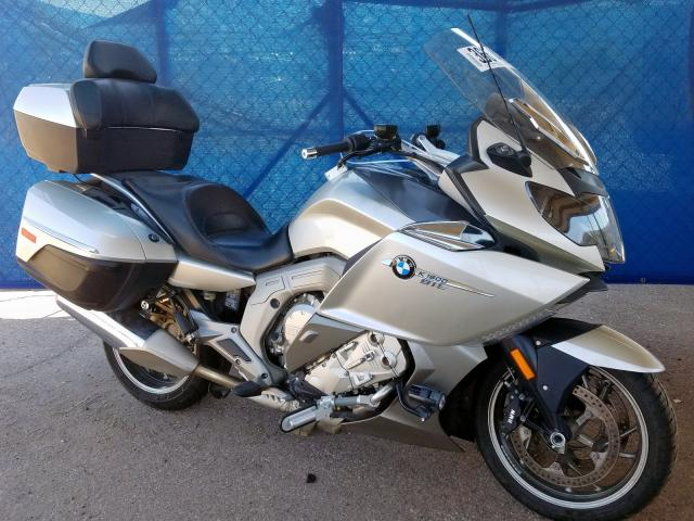BMW K1600 GTL salvage cars for sale: 2012 BMW K1600 GTL