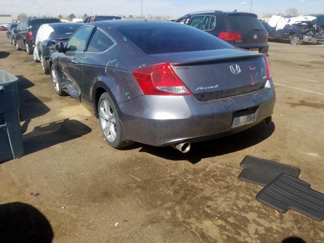 купить 2012 Honda Accord Exl 3.5L 1HGCS2B82CA000894