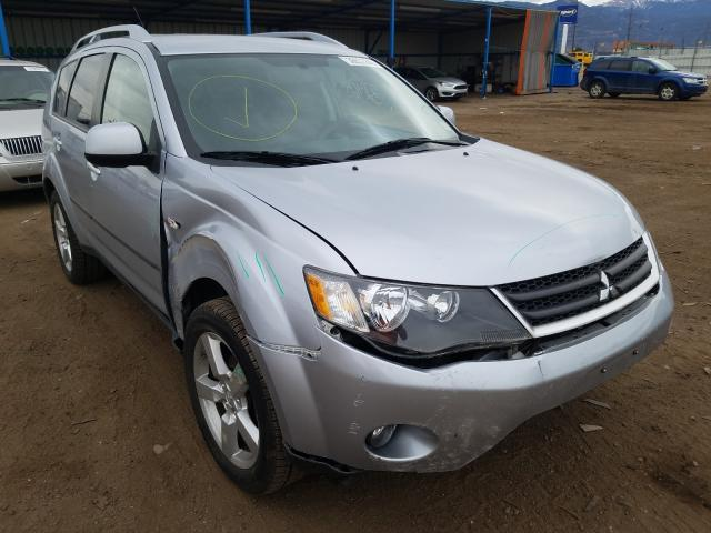 Vehiculos salvage en venta de Copart Colorado Springs, CO: 2007 Mitsubishi Outlander