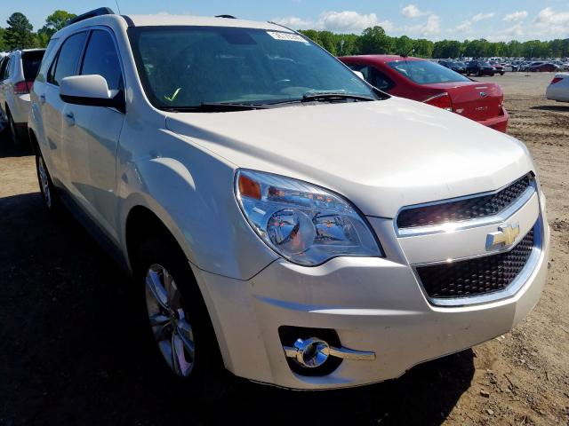 Chevrolet salvage cars for sale: 2012 Chevrolet Equinox LT