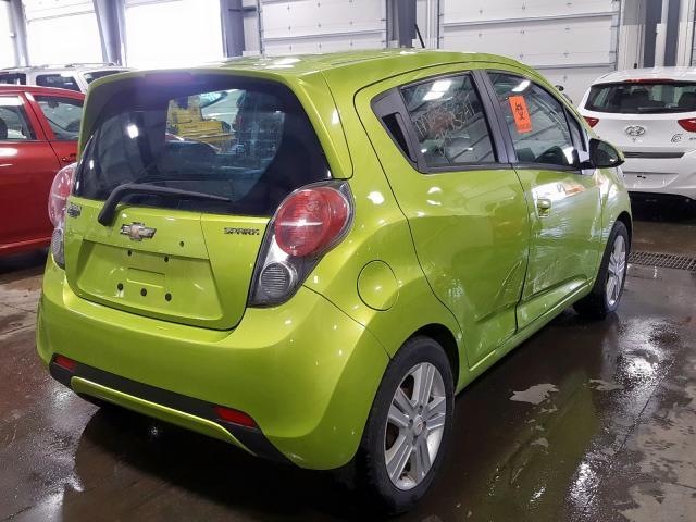 Купить Chevrolet Spark 2013 г. из США с доставкой и растаможкой под ключ.