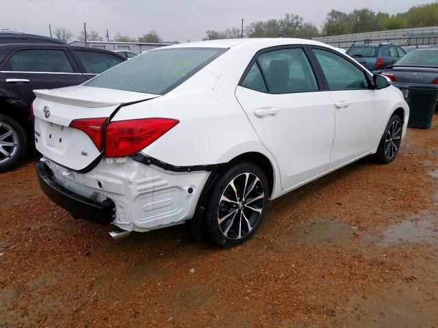 цена в сша 2018 Toyota Corolla L 1.8L 5YFBURHE2JP764697