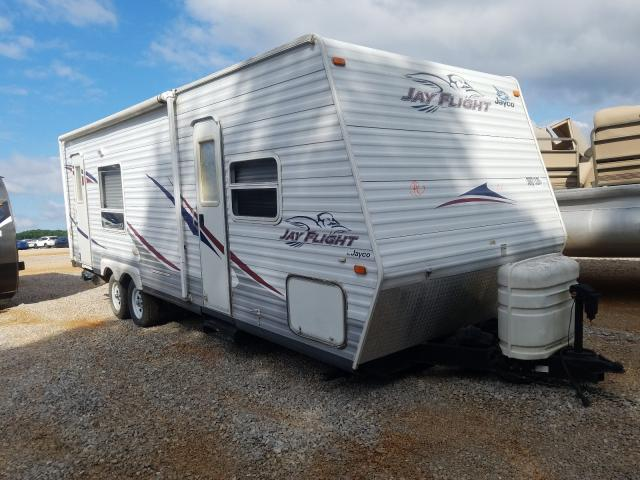 Jayco salvage cars for sale: 2007 Jayco JAY Flight