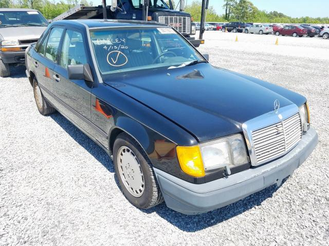 Mercedes-Benz 300 E salvage cars for sale: 1989 Mercedes-Benz 300 E