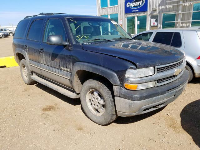Chevrolet salvage cars for sale: 2003 Chevrolet Tahoe K150
