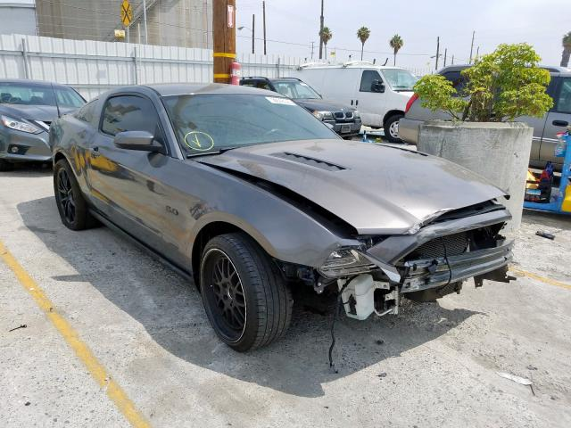 Ford Mustang GT salvage cars for sale: 2013 Ford Mustang GT
