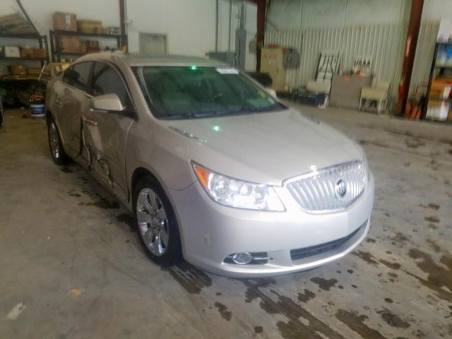 Buick salvage cars for sale: 2010 Buick Lacrosse C
