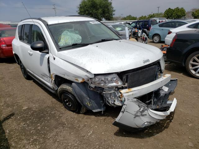 Jeep Compass SP salvage cars for sale: 2011 Jeep Compass SP