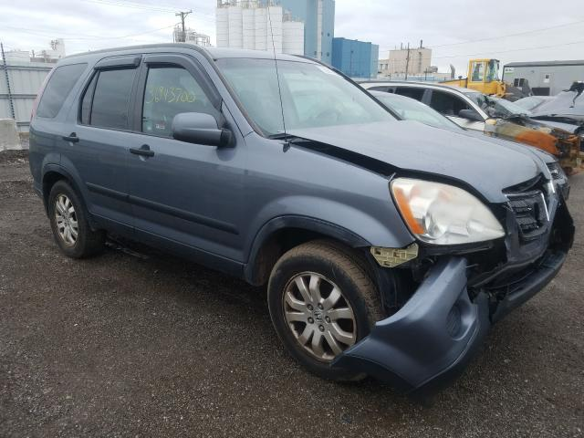 2005 Honda CR-V EX en venta en Chicago Heights, IL