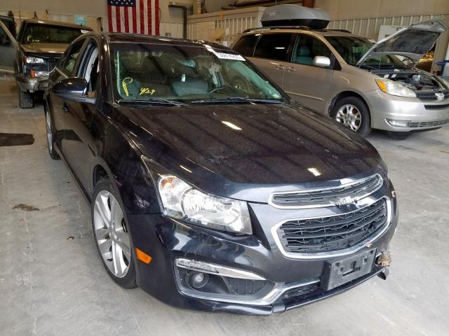 2015 Chevrolet Cruze LTZ for sale in Rogersville, MO
