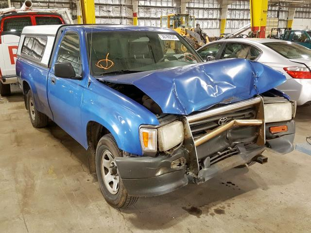 Toyota T100 salvage cars for sale: 1995 Toyota T100