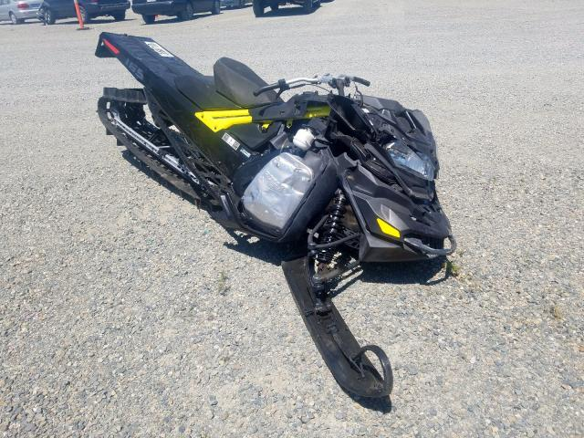 Skidoo salvage cars for sale: 2019 Skidoo Snowmobile
