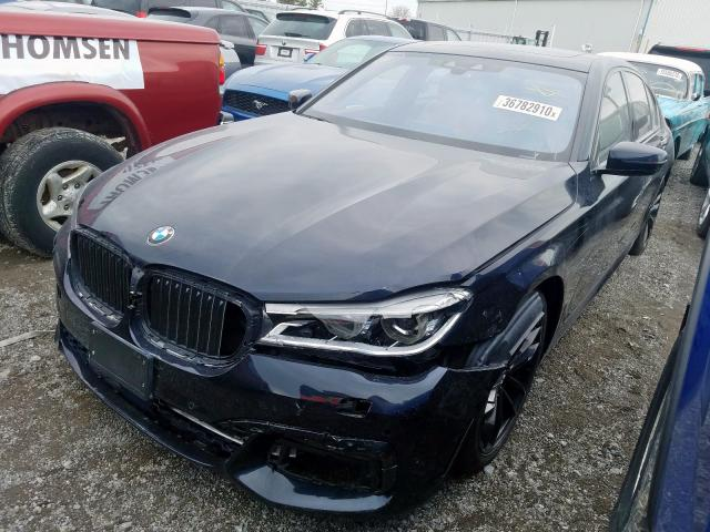 2017 BMW 7 series | Vin: WBA7B0C32HG527147