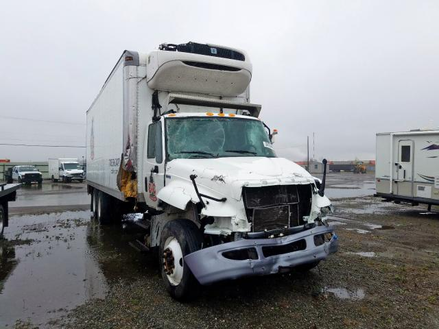 International 4000 4400 salvage cars for sale: 2015 International 4000 4400